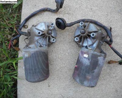 Porsche 914 Headlight Motors