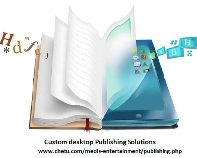 Custom Desktop Publishing Tool Programming Solution