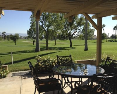 Woodhaven Country Club Interior Fairway Condo Overlooking 16th Hole - Palm Desert