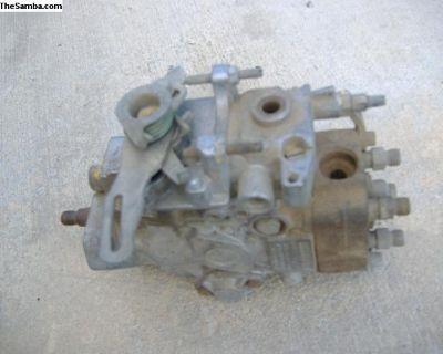 VW Diesel injection pump pumps 77 - 84 yr
