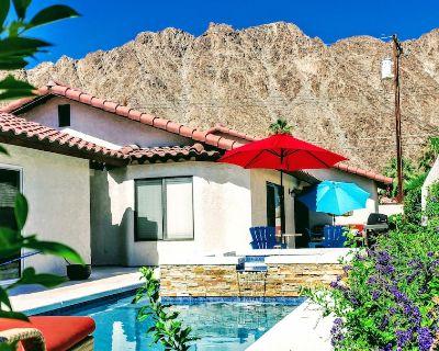 Cove Cottage Private Pool/Spa * Weddings * Golf * Hiking * ^^ View 3BR #107429 - La Quinta Cove