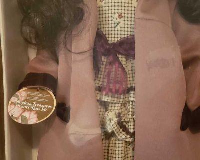 Timeless Treasures Porcelain Doll