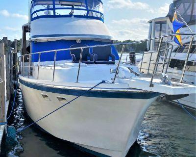 1989 Jefferson 42 Sun Deck Motor Yacht