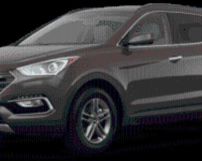 2017 Hyundai Santa Fe Sport Base 2.4L AWD
