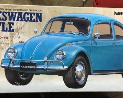 Vintage tamiya R/C car box