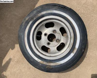 early 4 lug 14 mag wheels
