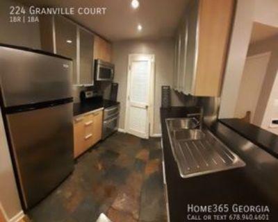 224 Granville Ct, Atlanta, GA 30328 1 Bedroom Condo
