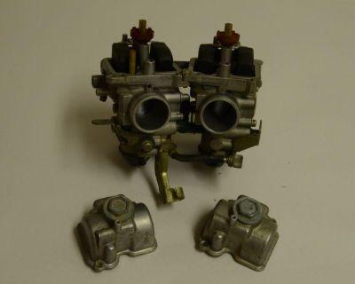 Honda Xr350 Carburetors Carbs 1984