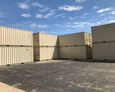 NEW & USED STORAGE CONTAINERS SELL OR RENT