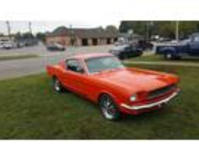 1965 Ford Mustang Fastback 289 V8, C4 Automatic/ or T10 4 speed Manual