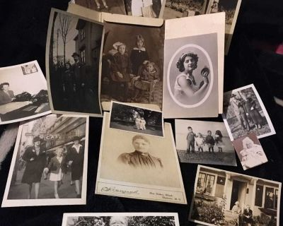 Lot of old photos