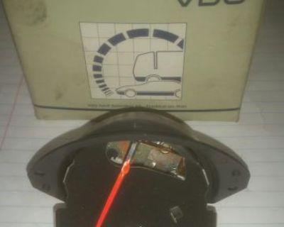 NOS VDO Fuel Guage 113957063B made in Germany RARE
