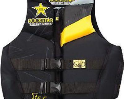Body Glove Vests 13222-l Rockstar Pfd Large