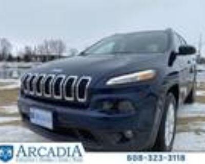 2018 Jeep Cherokee Blue, 43K miles