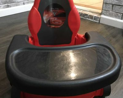 Cars toddler booster seat