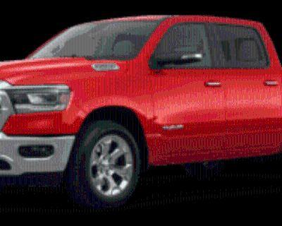 """2019 Ram 1500 Big Horn/Lone Star Crew Cab 5'7"""" Box 4WD"""
