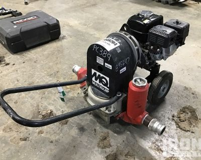 2016 (unverified) Mulitquip MQD2H Water Pump