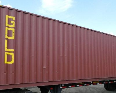 Steel Shipping Containers In Wisconsin  - Largest Selection W/Delivery Options!