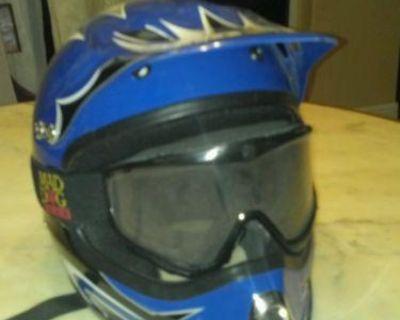 Motocross Helmet Mossi