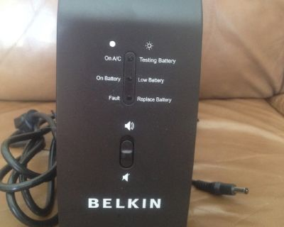 Belkin UPS - Battery Back up - 12V