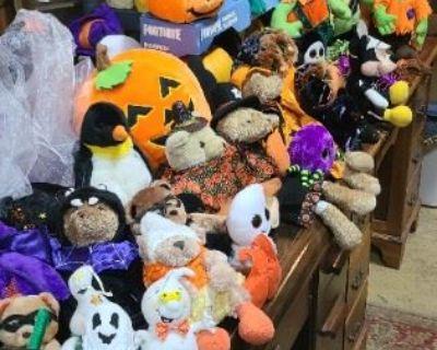 Halloween and early Christmas sale