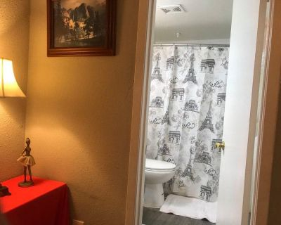 Jean P is offering a Room For Rent in Westchase, Houston in September 2021