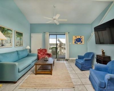 Beaches Are Back Open. Check Out Our New Rates! 3 BR 2.5 BA Side View Condo. Sugar Sands. SB333 - Orange Beach