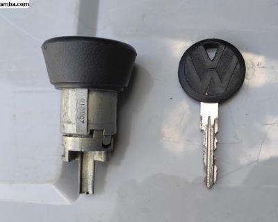 Thing 181 Ignition Switch With HUF key