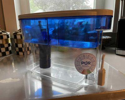 PUR Water Filter System & Dispenser