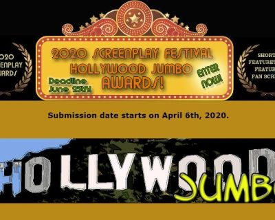 The 2020 Hollywood Jumbo Online Screenplay Festival