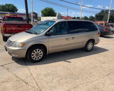 2003 CHRYSLER TOWN & COUNTRY LXI 144626