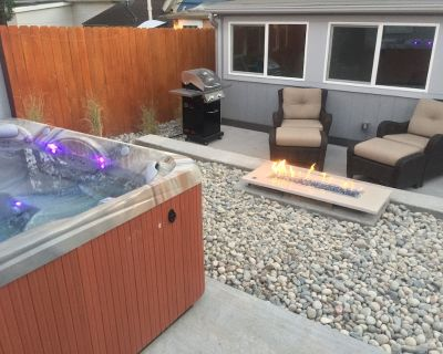 Pet-friendly, cozy home with hot tub in historic Old Colorado City, CO - Old Colorado City