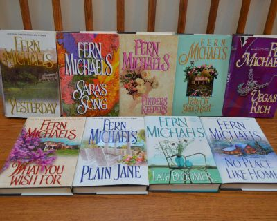 Fern Michaels Collection