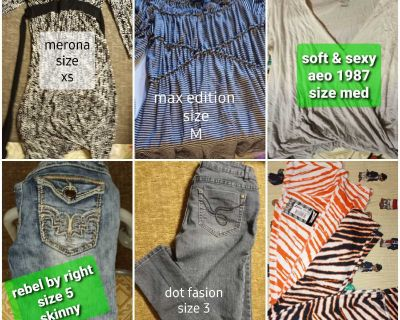 All 4 sale pick up only