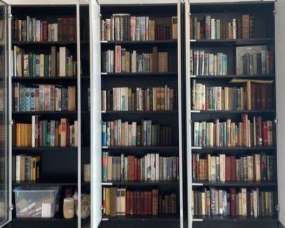 BOOKS, BOOKS, BOOKS & MORE