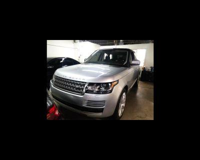 Used 2017 Land Rover Range Rover TD6 DIESEL**HEATED SEATS-STEERING WHEEL**PANO**BLI