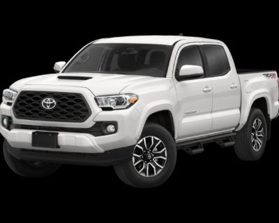 New 2021 Toyota Tacoma TRD Sport TRD Sport Double Cab 5' Bed V6 AT (Natl)