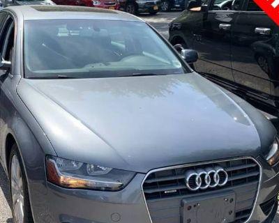 2014 Audi A4 Premium