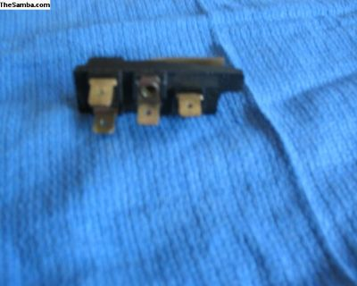 Thing Wiper Motor Connector Block w/ Park Switch