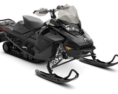 2021 Ski-Doo MXZ TNT 850 E-TEC ES Ice Ripper XT 1.25 Snowmobile -Trail Lancaster, NH