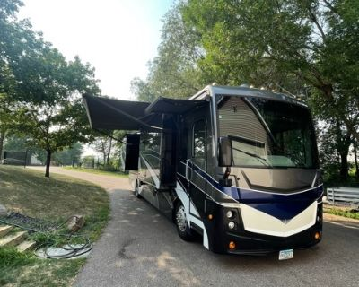 2018 Fleetwood DISCOVERY 38N