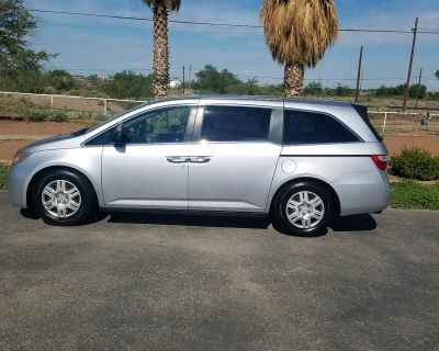 Great for families! 2012 Honda Odyssey