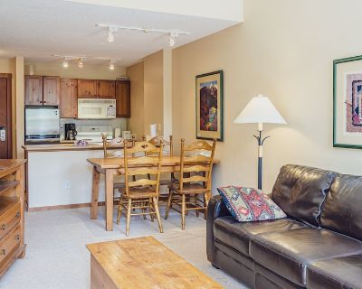 1 bedroom apartment in village centre, ski in/out - Sun Peaks