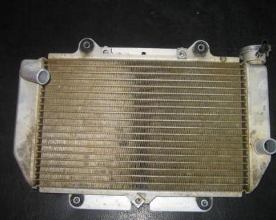 08 Yamaha Yfz 450 Radiator Stock 26d13