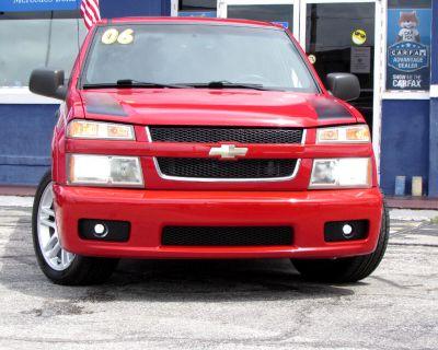 """2006 Chevrolet Colorado Crew Cab 126.0"""" WB 2WD LT w/2LT"""