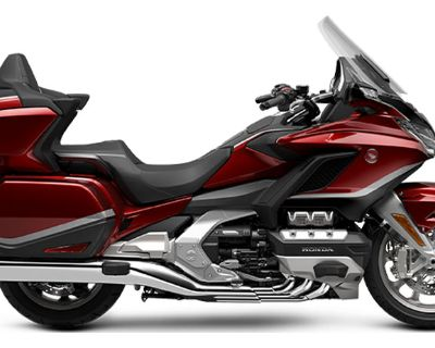 2021 Honda Gold Wing Tour Airbag Automatic DCT Touring Chico, CA