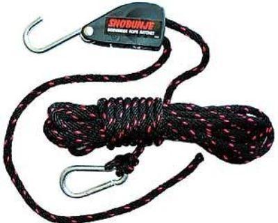 Snobunje 1016 Snobunje Sidewinder Rope Ratchet 30'