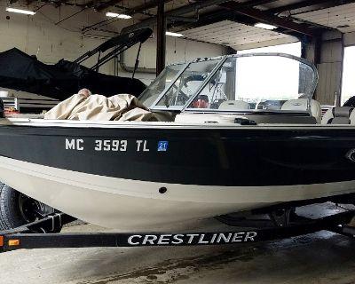 2012 Crestliner 1800 SUPER HAWK