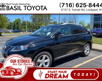 Pre-Owned 2015 Lexus RX 350 AWD