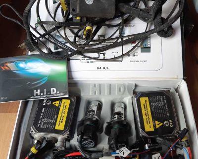 H4 HID kit
